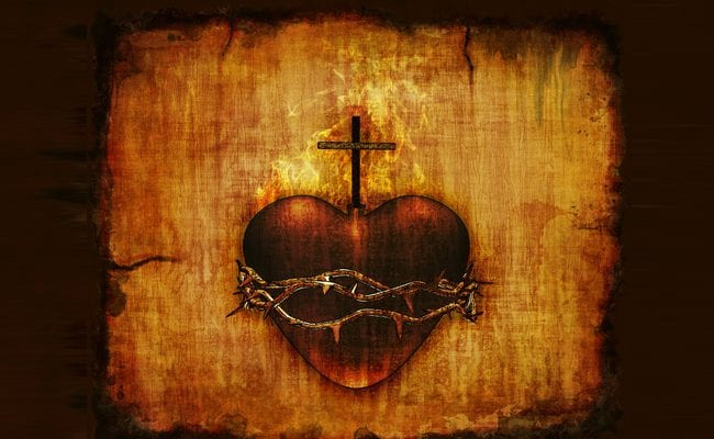 Solemnity Of The Sacred Heart Of Jesus Christ