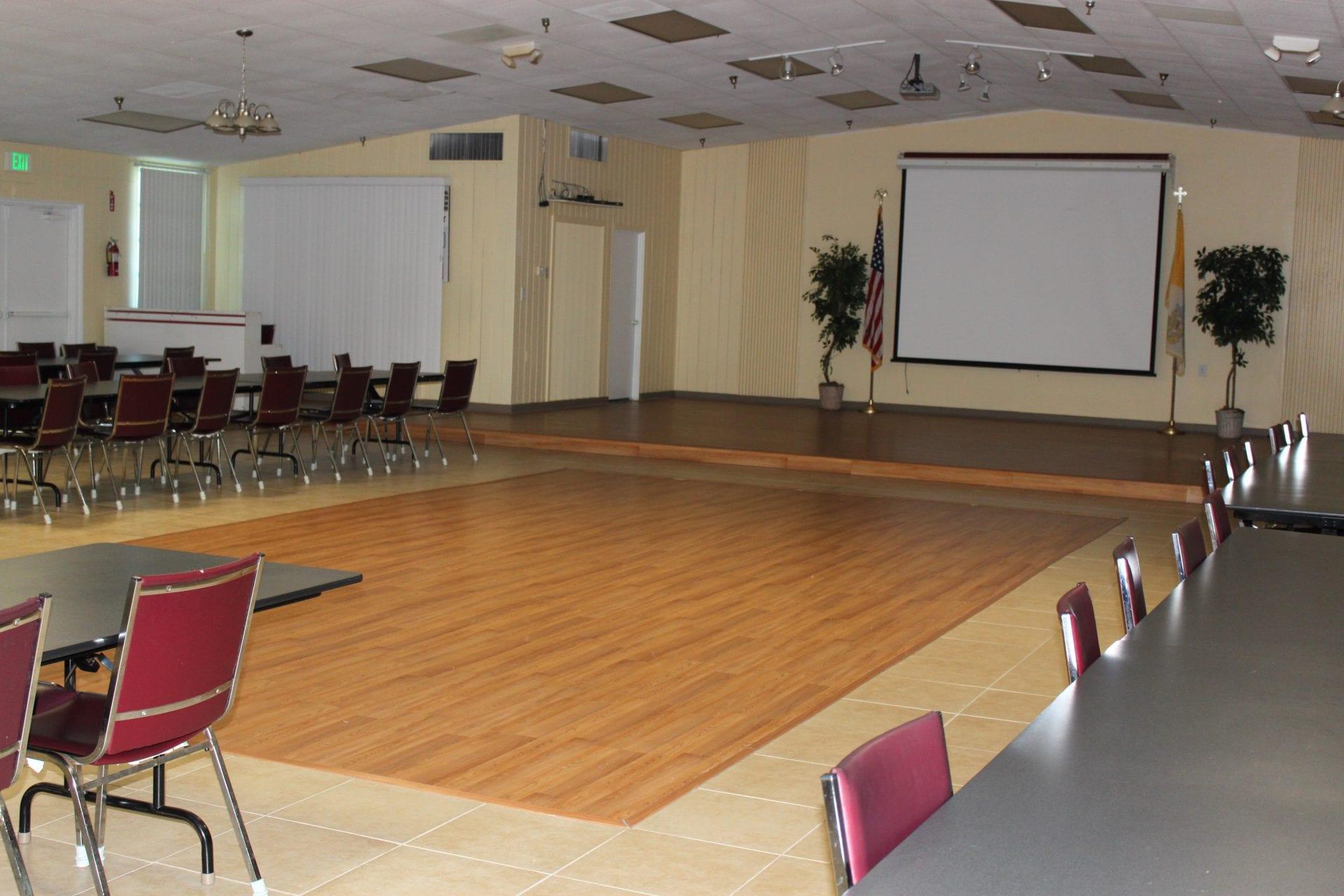 Parish Hall Rental Sacred Heart Catholic Church Of