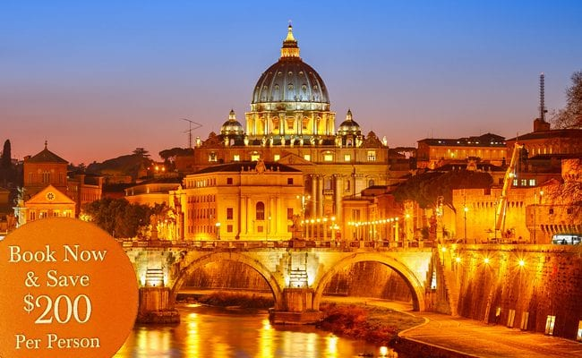 See Italy with Fr. Anthony