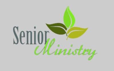 NEW Senior Ministry (60+)
