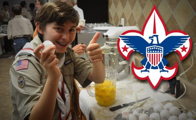 Boy Scout Troop 375 Breakfast Fundraiser