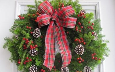 Annual Christmas Wreath Fundraiser