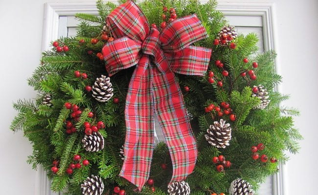 Annual Christmas Wreath Fundraiser