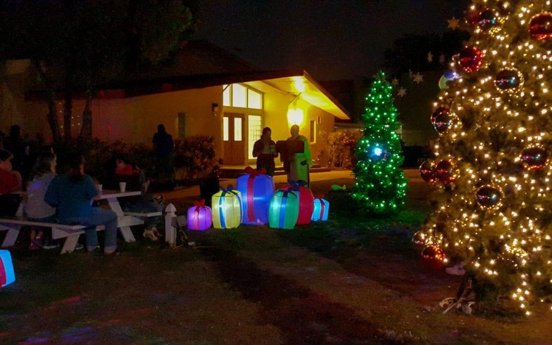 Christmas Tree Lighting Photos 2016