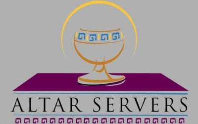 Being an Altar Server is an amazing gift that you can give back to God, and His people.