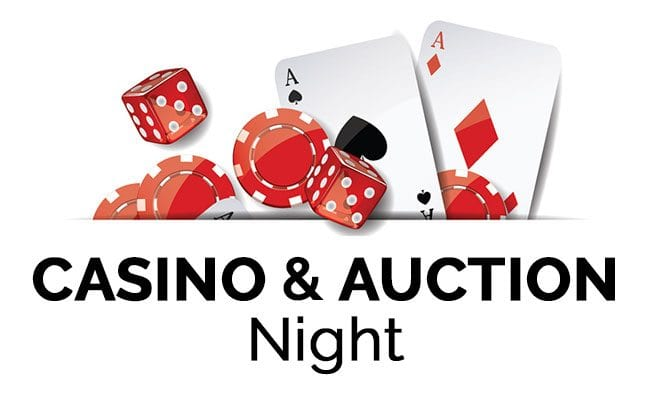 Casino & Auction Night