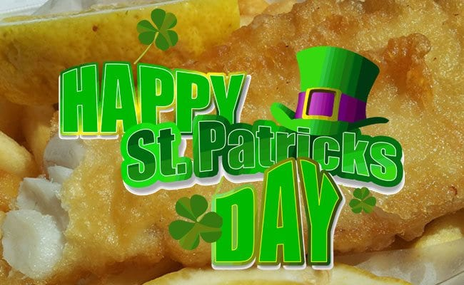 St. Patrick Day Fish Fry Friday and Trivia Night