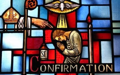Never received the sacrament of confirmation?