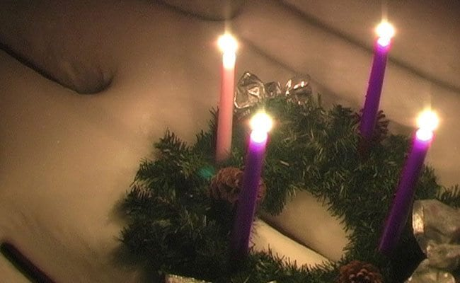 Advent Confession At Sacred Heart Church