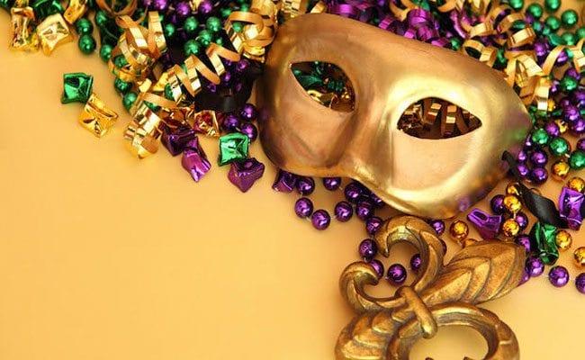 Mardi Gras Dinner & Dance