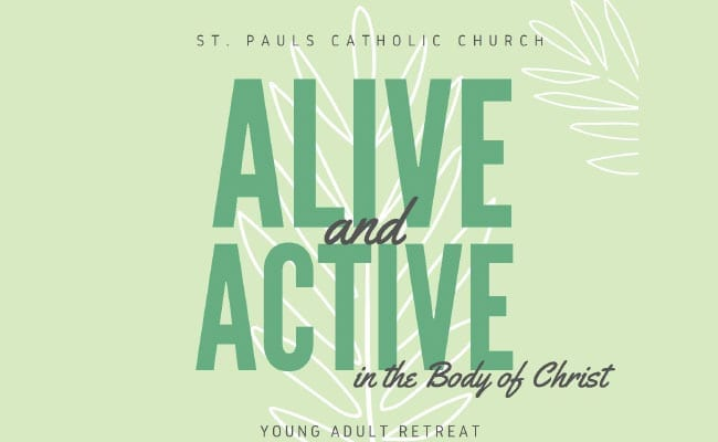 Alive And Active In The Body Of Christ