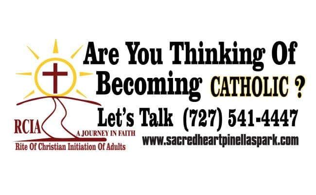 Are You Thinking of Becoming Catholic?