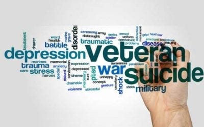 September is Veteran's Suicide Awareness month.
