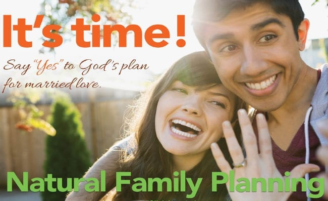 Natural Family Planning Awareness Week July 19-25