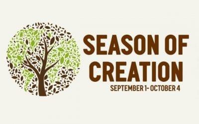 The Season of Creation: Sep. 1 – Oct. 4