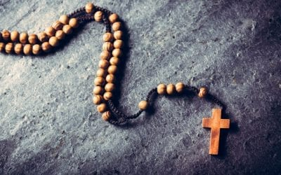Celebrate the Rosary in May!