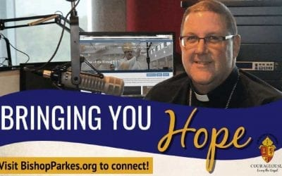 Connect with our Bishop!