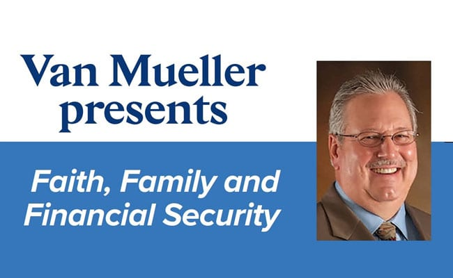 Faith, Family and Financial Security