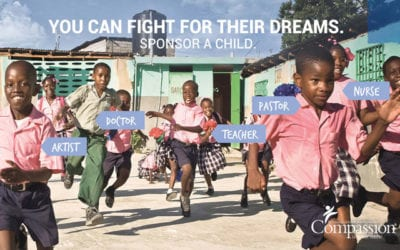 An Opportunity – Compassion International