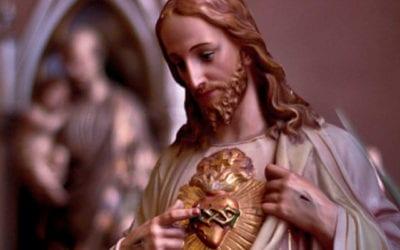 Hispanic community will be honoring the Sacred Heart of Jesus