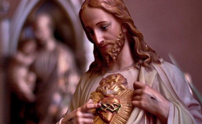 Honoring the Sacred Heart of Jesus