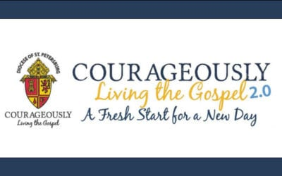 Courageously Living the Gospel?