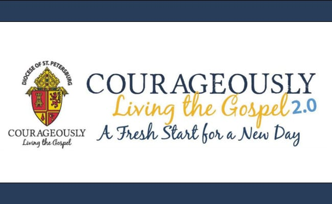 Courageously Living the Gospel