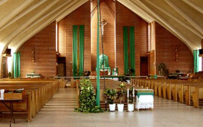 Worship with St. Mary of the Angels Sunday, August 1s