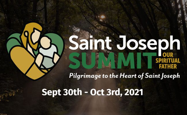 St. Joseph Summit – Sept 30th – Oct 3rd, 2021