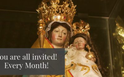 You are all invited! Every Month!